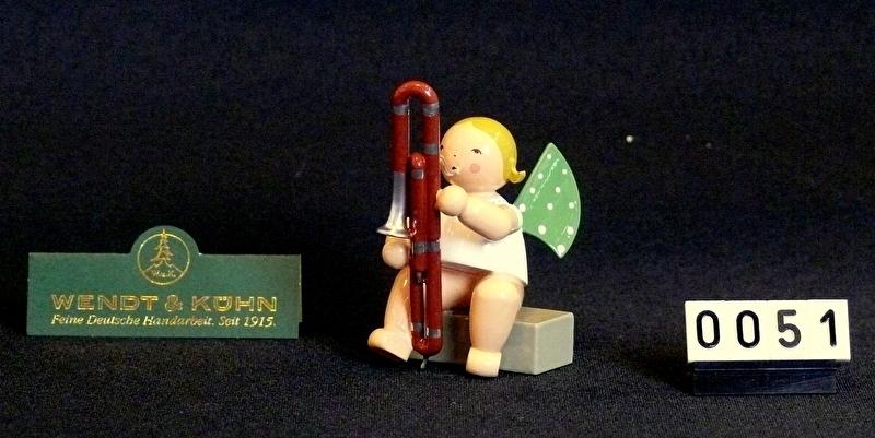 650/74A  Orkest : engel met contra fagot