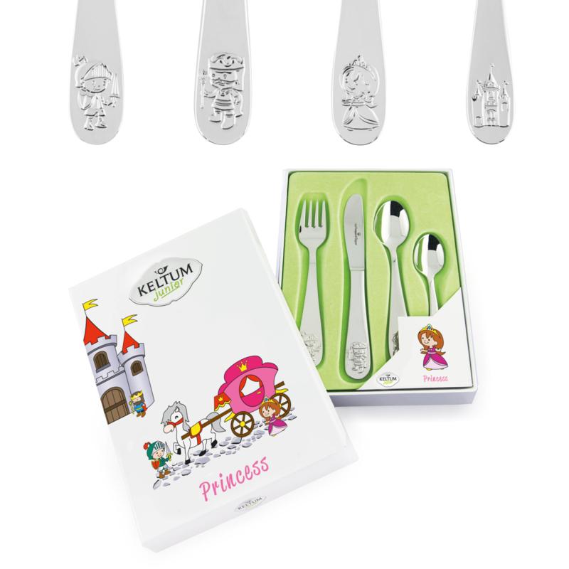 Kinderbestek model: Princess merk Keltum