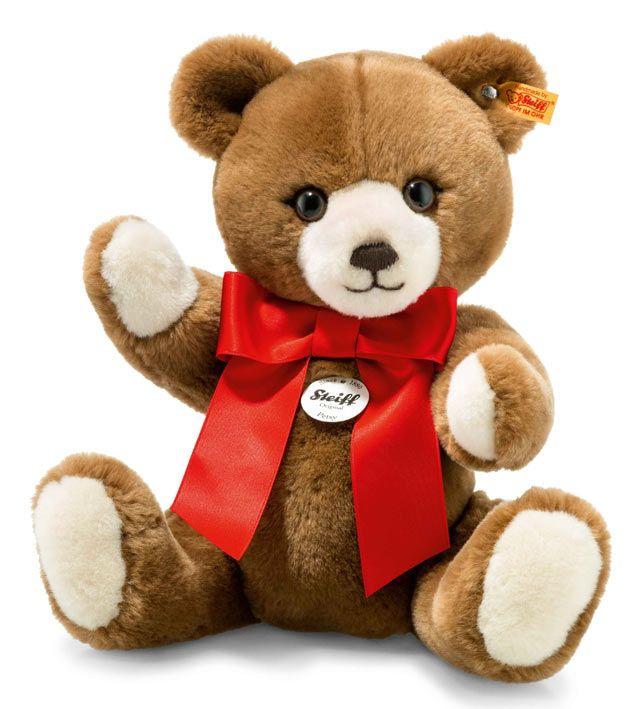 012402 Petsy Teddybeer 28 cm