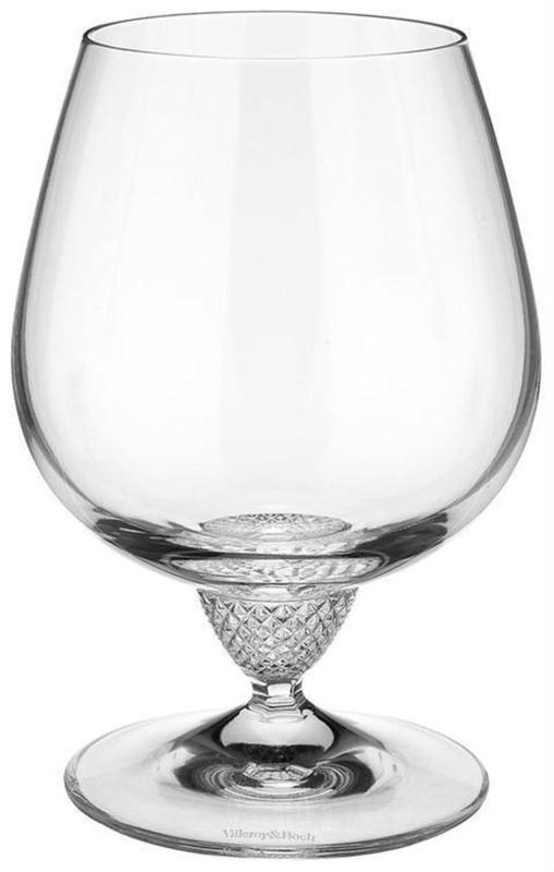 V&B Octavie Cognac glas 0,32l. 126mm.