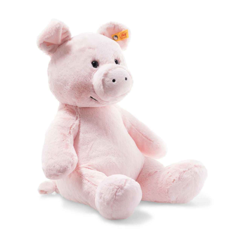 057175 Soft Cuddy Friends Oggie varken 38 cm