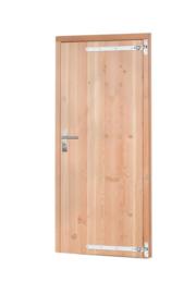 Douglas enkele deur extra breed en hoog Rechtsdraaiend (110x214 cm)