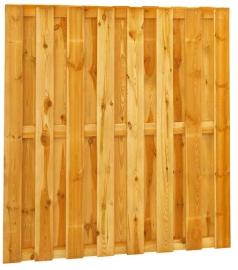 15-planks scherm 180 x 180 cm
