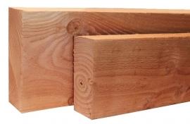 5 x 7,5 x 300 cm regel Blank Douglas fijnbezaagd