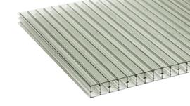 Polycarbonaat dak