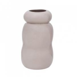 UNC vase PEBBLES GREY