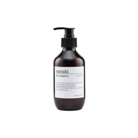 MERAKI bath&shower oil VELVET MOOD