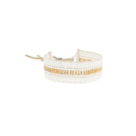 SIDAI DESIGNS bracelet/white-gold