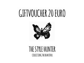 GIFTVOUCHER 20 EURO