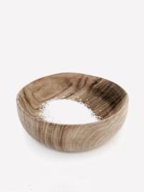 HH wooden bowl walnut