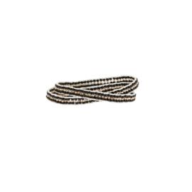 SIDAI DESIGNS bracelet/black-gold