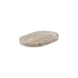 MERAKI tray MARBLE BEIGE
