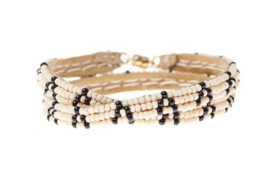 SIDAI DESIGNS double wrap bracelet