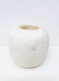 ALABASTER candleholder XL