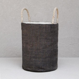 THE DHARMA DOOR Boda basket charcoal