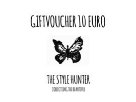 GIFTVOUCHER 10 EURO