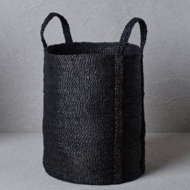 THE DHARMA DOOR laundry jute basket