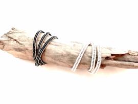 SIDAI DESIGNS bracelet/white-gold