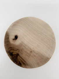 HH plate walnut S