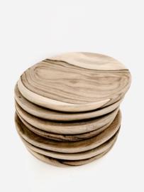 HH plate walnut M
