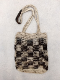 BEK & MERI bilum patterned