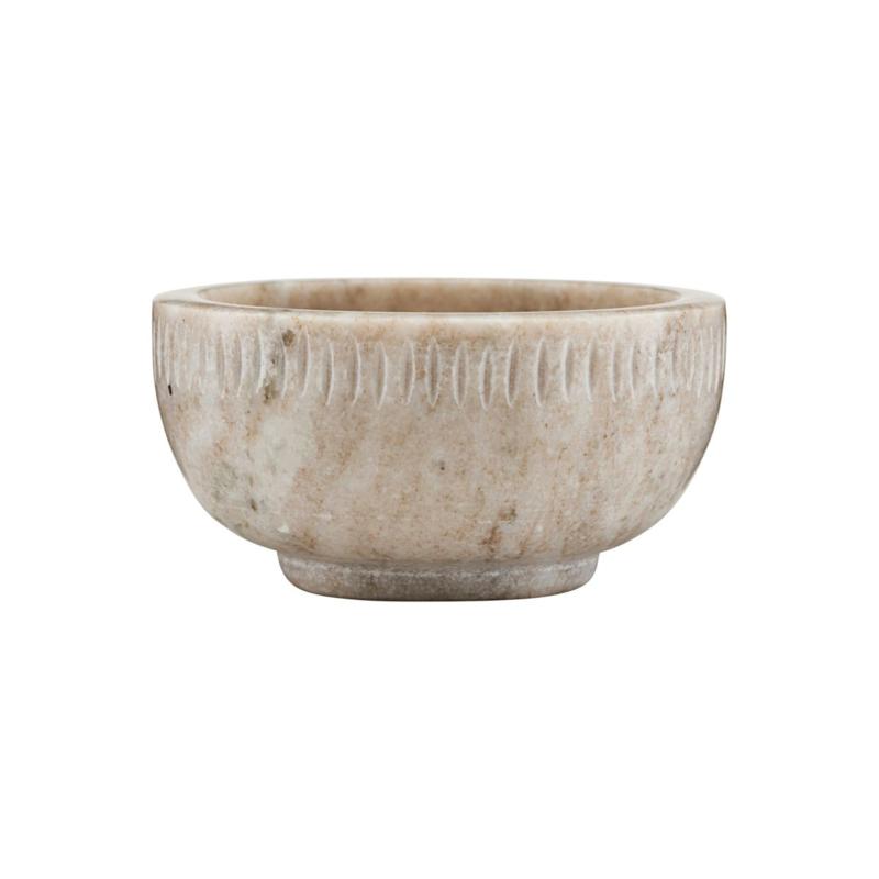 NICOLAS VAHE bowl MARBLE M