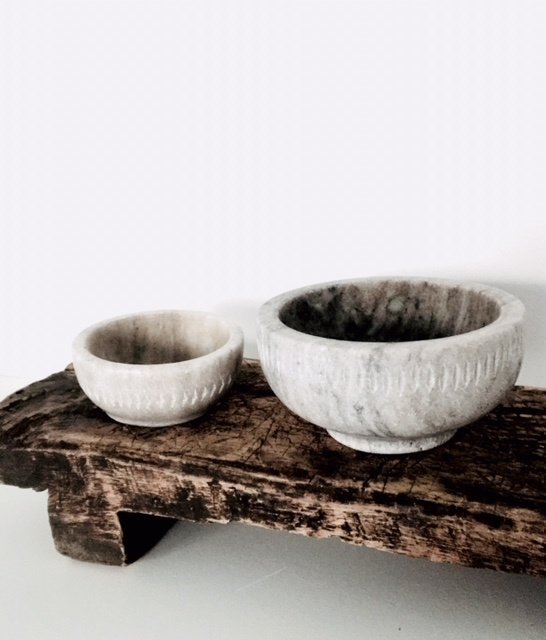 HOUSE DOCTOR bowl MARBLE