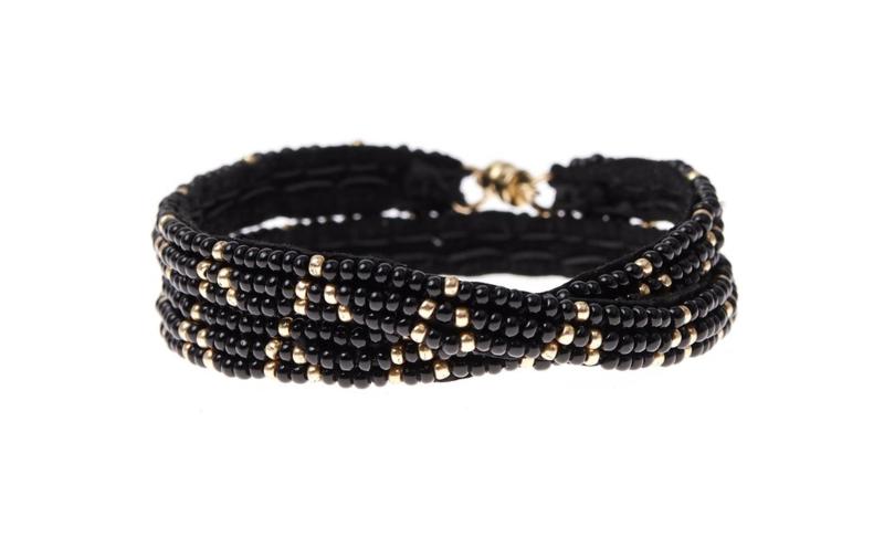 SIDAI DESIGNS double wrap bracelet