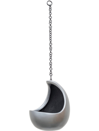 Baq Gradient hanging cocoon matt grey (D20)