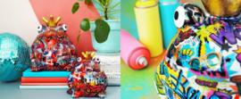 Pomme Pidou Street Art en Studio Design