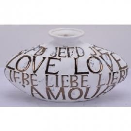 Peri Glass vaas L,amore 27 cm