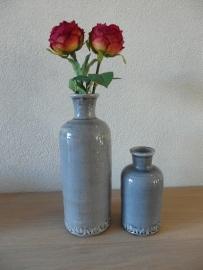 Vase Terra blue ( groot)