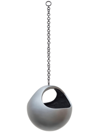 Baq Gradient hanging basket matt grey (D21)