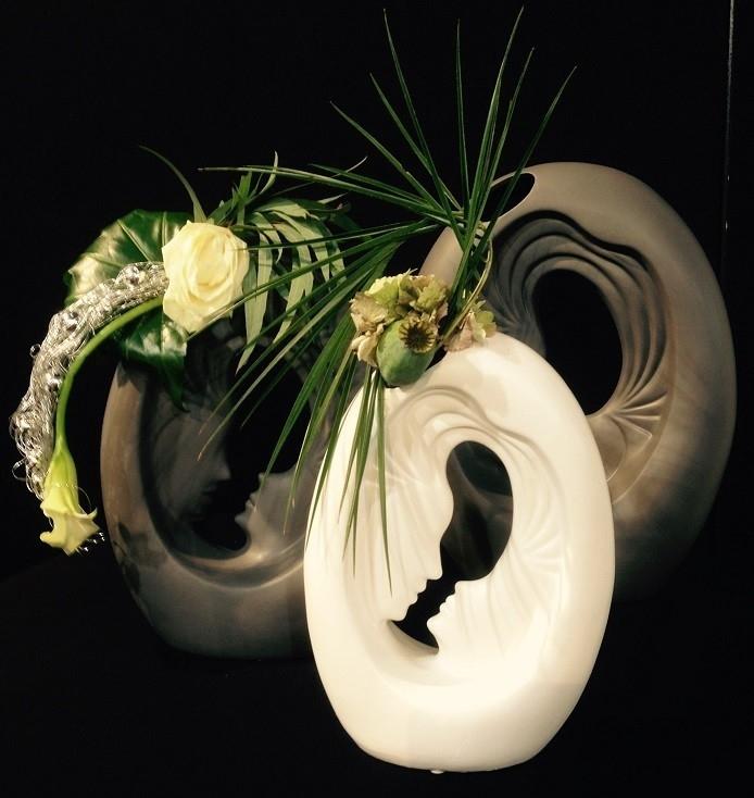 Periglass  Lover Vase 27 cm
