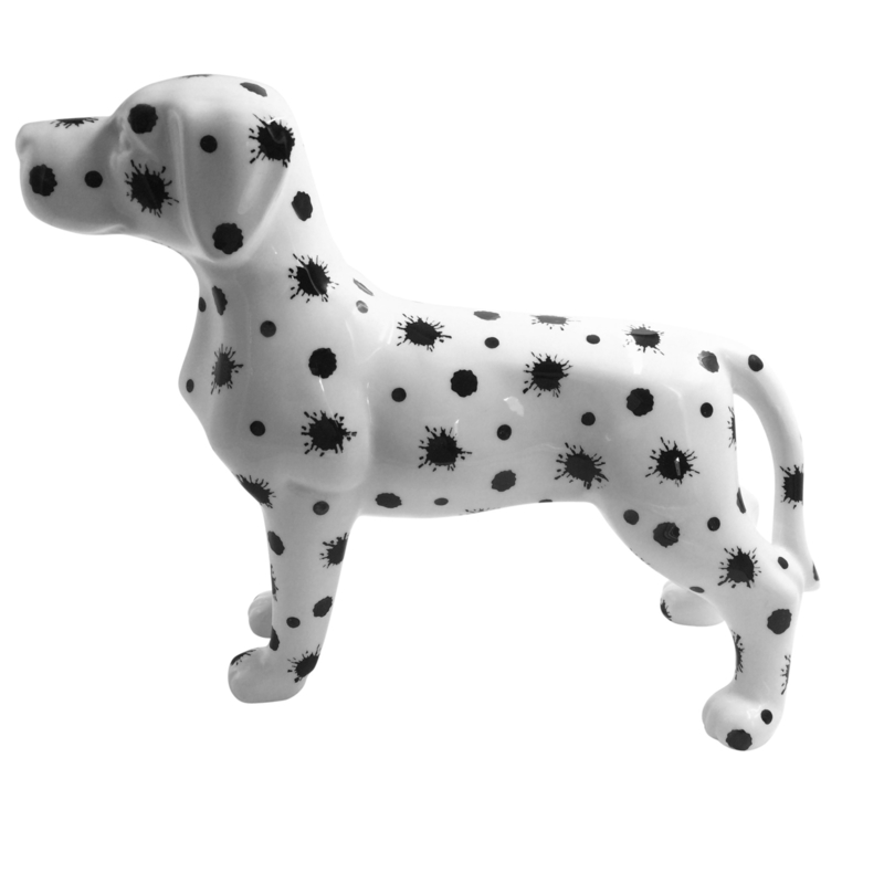 Pomme Pidou spaarpot Danish Dog Jules Studio Design