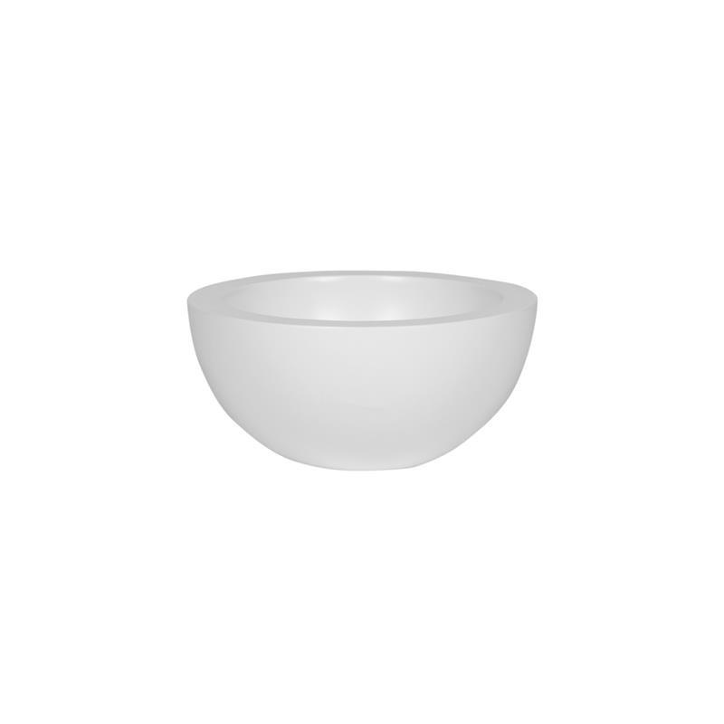 Pottery Pots Fiberstone Vic Bowl S