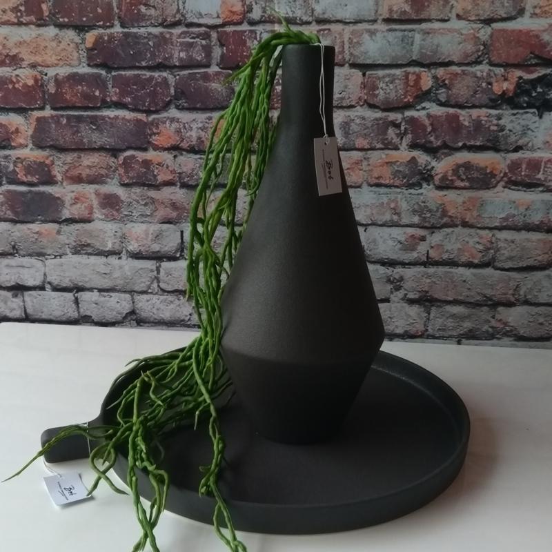 Bob Honey Bottle vase Cast Iron