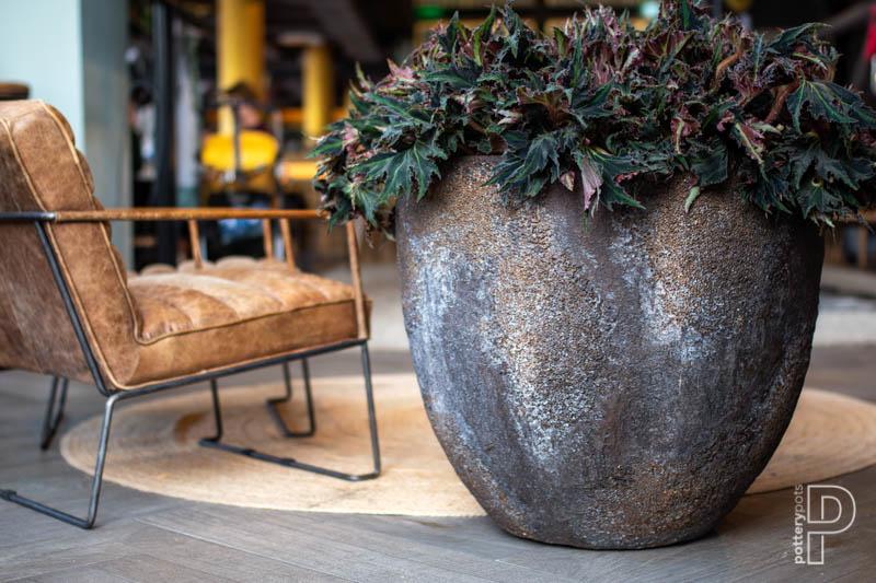 Pottery Pots Oyster Jesslyn XL (D80cm)