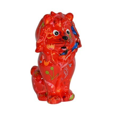 Pomme pidou spaarpot leeuw leo