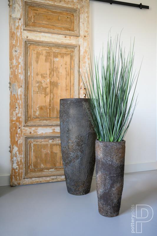Pottery Pots Oyster Dax M (D24cm)