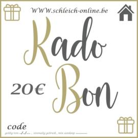 kadobon 20€
