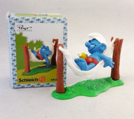 smurf in hangmat 40226