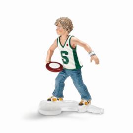 jongen met frisbee 13903