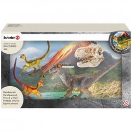 velociraptors op jacht 42259 -
