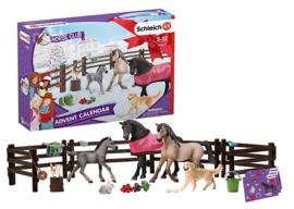 advent 2019  -  horses