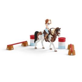 kit d'équitation western hannah 42441