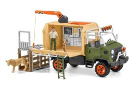 gros camion sauvetage d'animaux 42475