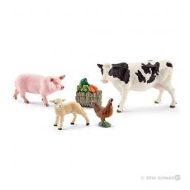 set eerste boerderijdieren 41424 -