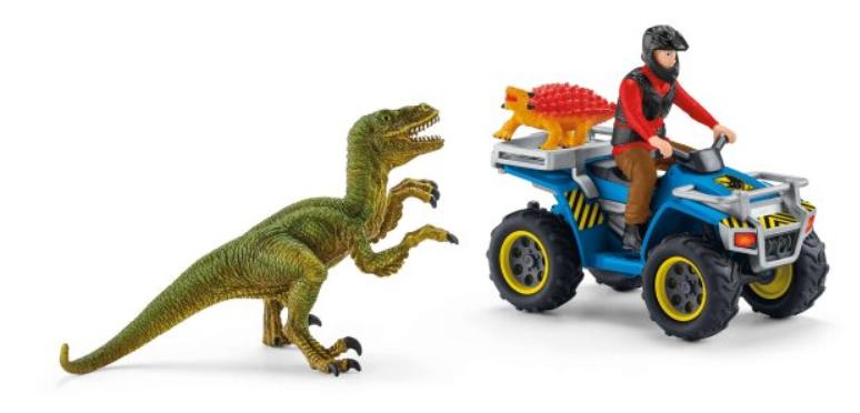Fuite sur quad au vélociraptor 41466