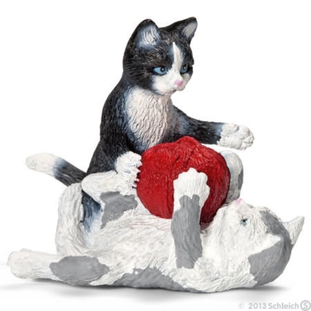kittens met wol 13724 zzz